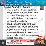 Testimoni Fiforlif – Ibu Yansye (Kupang)